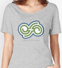 An EFO ambigram? No way! Women's Relaxed Fit T-Shirt