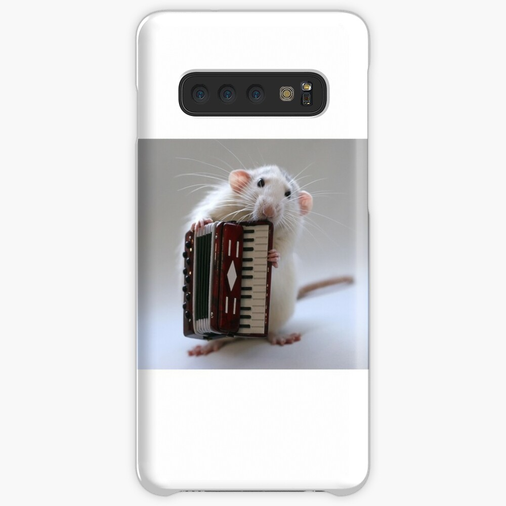 The accordeonist. Case & Skin for Samsung Galaxy