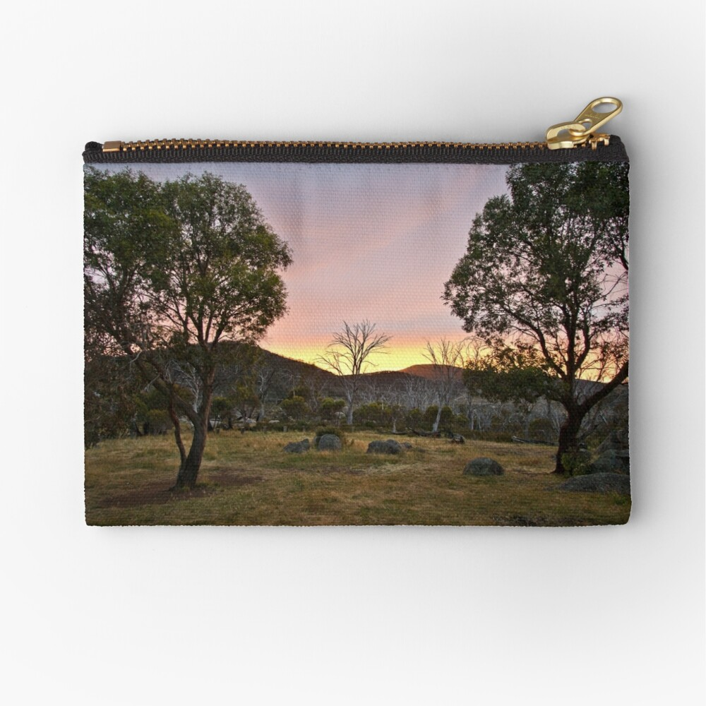 Morning Zipper Pouch
