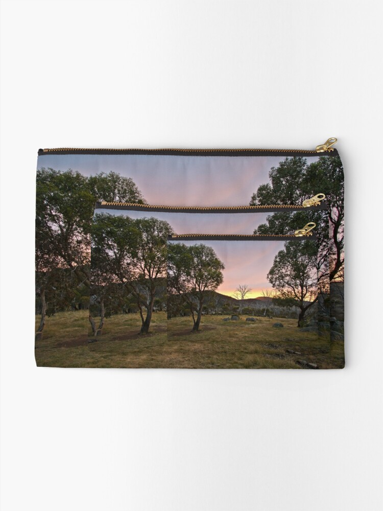 Alternate view of Morning Zipper Pouch