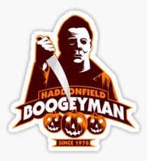 Haddonfield Boogeyman Sticker