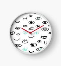 i see u Clock