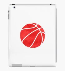 Basketball Red iPad Case/Skin