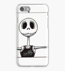 pumpkin king iPhone Case/Skin