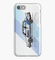Volvo 240 242 Turbo Group A Homologation Race Car iPhone Case/Skin
