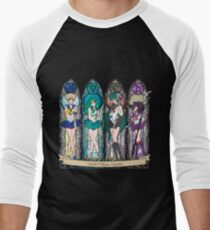 S.M. Crystal stained glass style T-Shirt
