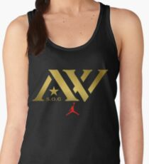 andre ward Women's Tank Top