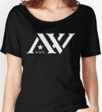 andre ward Women's Relaxed Fit T-Shirt