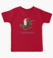 Sledgehog Kids Tee