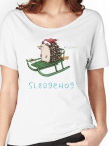Sledgehog Women's Relaxed Fit T-Shirt