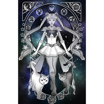 Princess of the Moon (Astral Variant) by JustJoshDesigns
