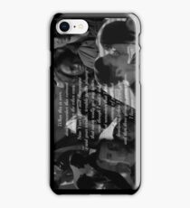 Bonnie enzo vampire diaries iPhone Case/Skin