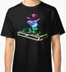 HAUS CAT (Regenbogen DJ Kitty) Classic T-Shirt