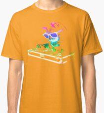 HOUSE CAT (Rainbow DJ Kitty) Classic T-Shirt