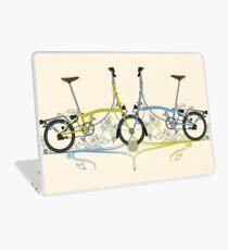 Brompton Bicycle Laptop Skin