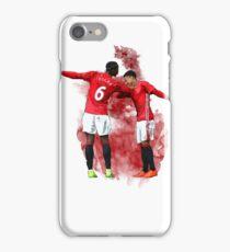 Pogba and Lingard DAB iPhone Case/Skin