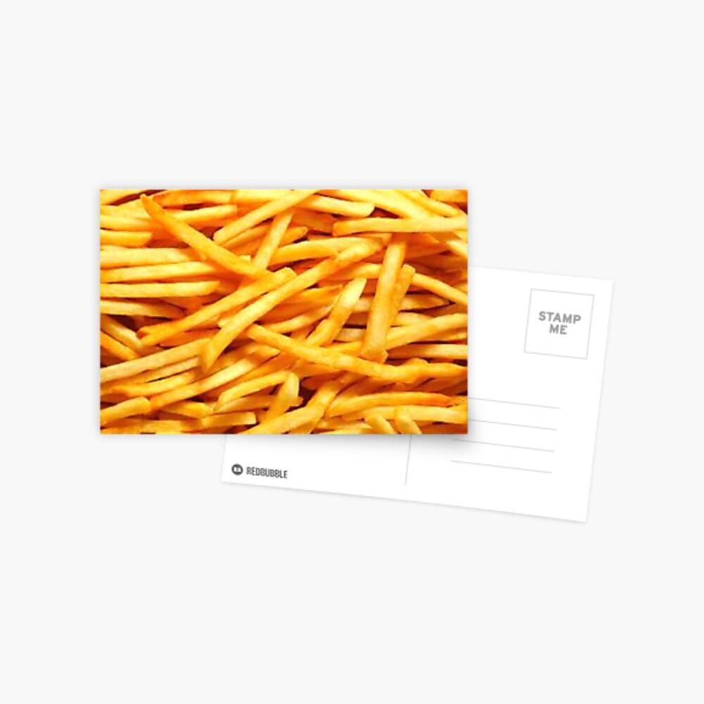 Fries Postcard