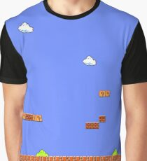Mushroom Kingdom Graphic T-Shirt