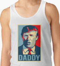 Donald J. Trump Daddy Store - Milo Yiannopoulos Tank Top