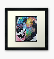 The King & The Queen Framed Print