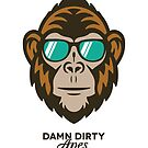 Damn Dirty Apes 01 by Ryan McElderry