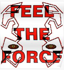 Star Wars, Darth Maul, Feel the Force Poster