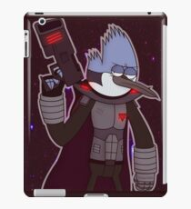 Future Mordecai iPad Case/Skin