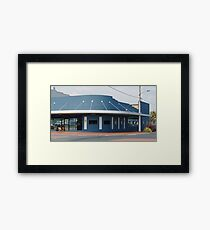 Architecture lasts Framed Print