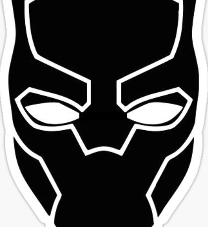 marvel black cat mask template - black panther marvel logo