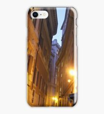 Italian Alleyway iPhone Case/Skin
