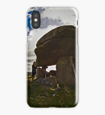 Kilclooney Dolmen, County Donegal iPhone Case