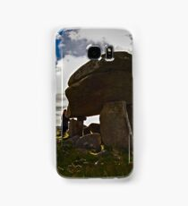 Kilclooney Dolmen, County Donegal Samsung Galaxy Case/Skin