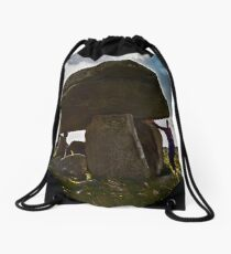 Kilclooney Dolmen, County Donegal Drawstring Bag