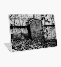 The Tiny Grave Laptop Skin
