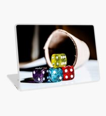 Roll The Dice Laptop Skin