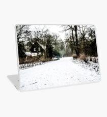 Winter's Long Walk Home Laptop Skin