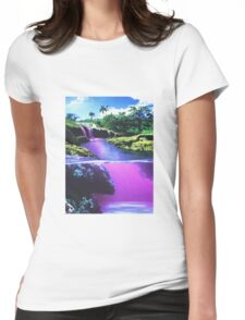 LEAN / TRAP Womens Fitted T-Shirt