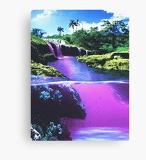 LEAN / TRAP Canvas Print