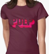 Pulp - This Is Hardcore Womens Fitted T-Shirt