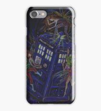 TARDIS 1 iPhone Case/Skin