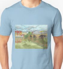 Folley Bridge- Oxford  Unisex T-Shirt