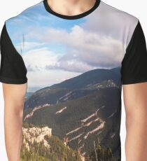 Bighorn National Forest Vista Graphic T-Shirt