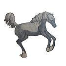 Run like a Mustang by Hazel27
