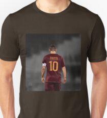 Francesco Totti 10 Unisex T-Shirt