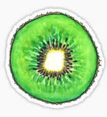Kiwi Slice Sticker
