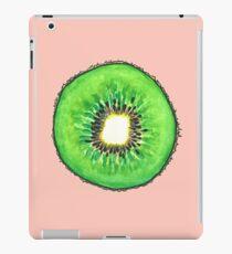 Kiwischeibe iPad-Hülle & Skin