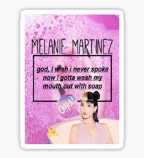 martinez Sticker