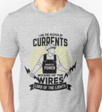 Electrician Quote Unisex T-Shirt