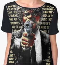 The Path of Righteous Man Women's Chiffon Top