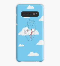 Heart in the clouds Case/Skin for Samsung Galaxy